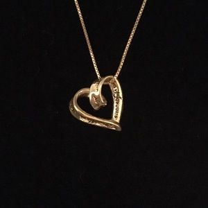 Jewelry - Sterling/Mother's Necklace